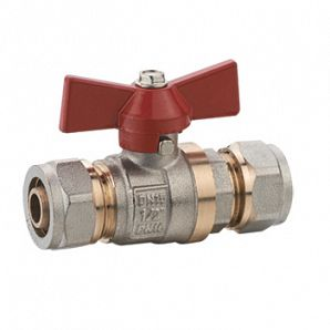AL handle ball valves