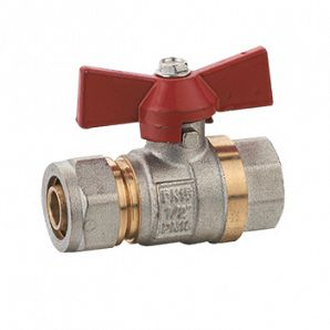 Compression Ball valve