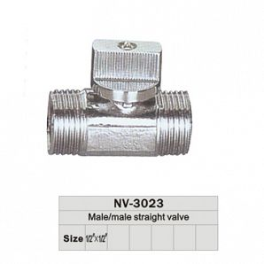 Mini swagelok ball valves