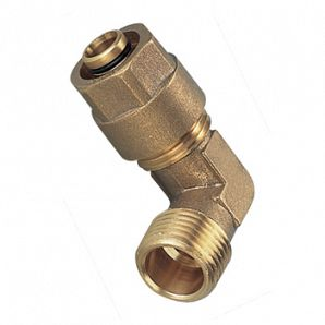 Brass Connection Connector