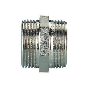 Nipple thread connector