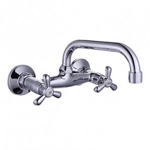 Wall-kitchen faucet 104U-H1