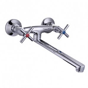 Wall-kitchen faucet 104L-H2