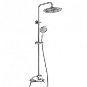 Shower mixer system 1604