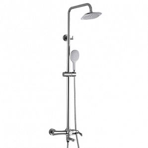 Shower mixer system 1603
