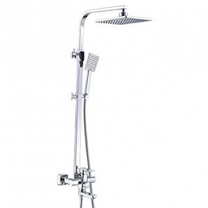Shower mixer system 1602