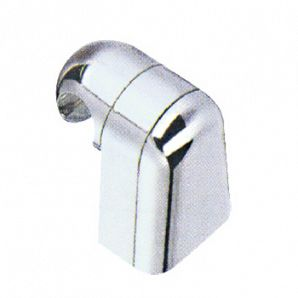 Zinc shower bracket