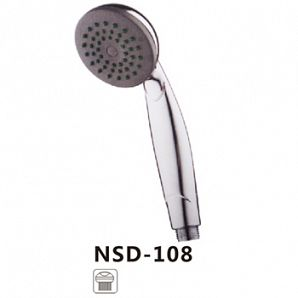 Plastic shower heads