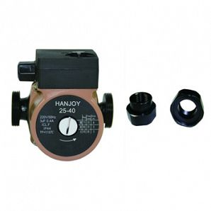 Flange circulating pump