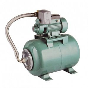 Stainless steel self pump