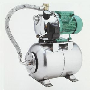 Garden self priming pumps