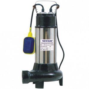 Cuttings sewage pump