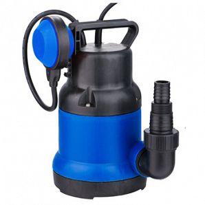 Plastic drainge pump