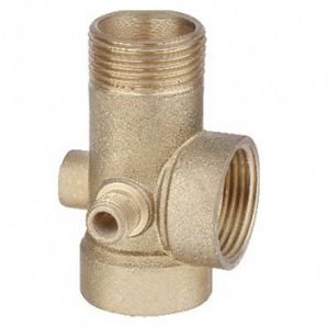 Brass Pump Connector