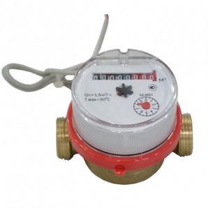 Potary-piston Hot Water Meter