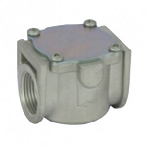 Aluminium Gas filter