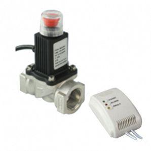 Aluminium Electromagnetic valve