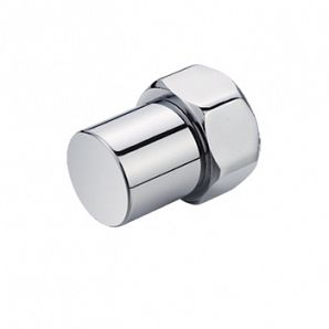 Pipe fitting head
