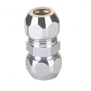 Pipe thread connector