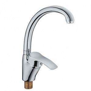 Copper sink faucets