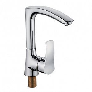 Brass sink faucets